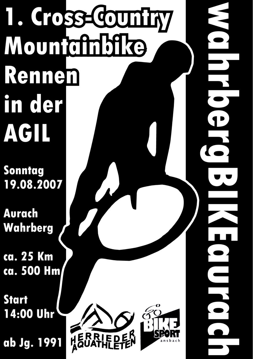 Flyer front 2007